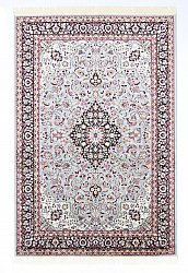 Wilton-tæppe - Gårda Oriental Collection Bishapur (blå)