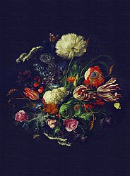 Wilton-tæppe - Rich Flowers (multi)